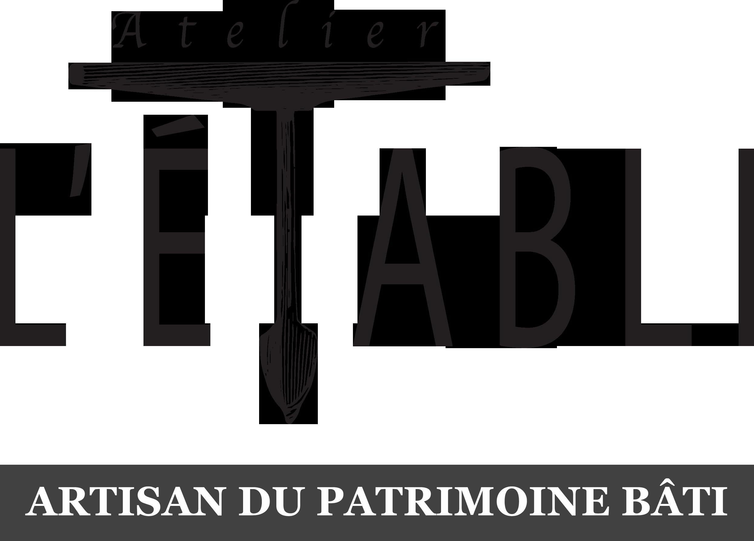 logo-vecto avec artisan patrimoine bati-2