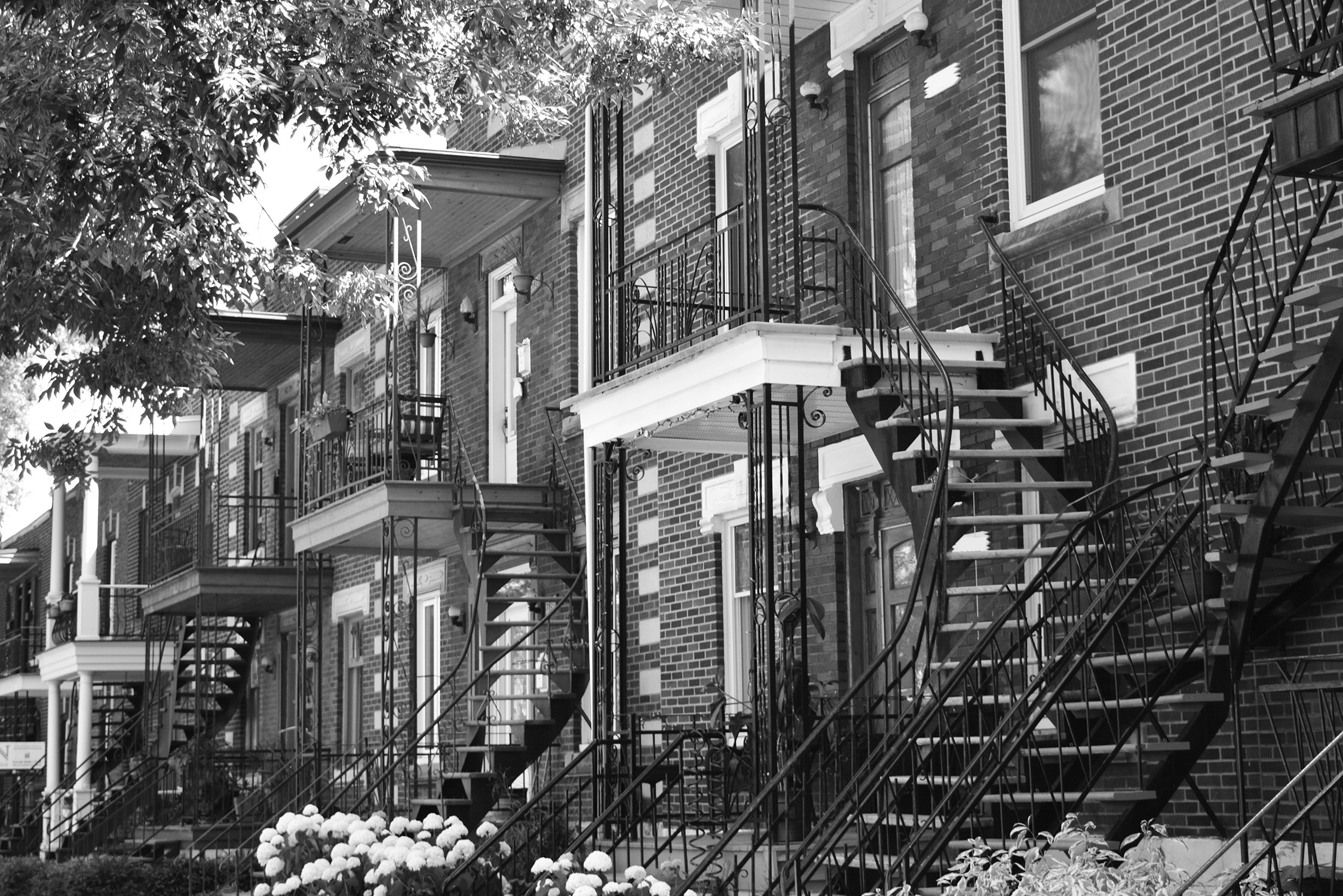 Héritage montreal home